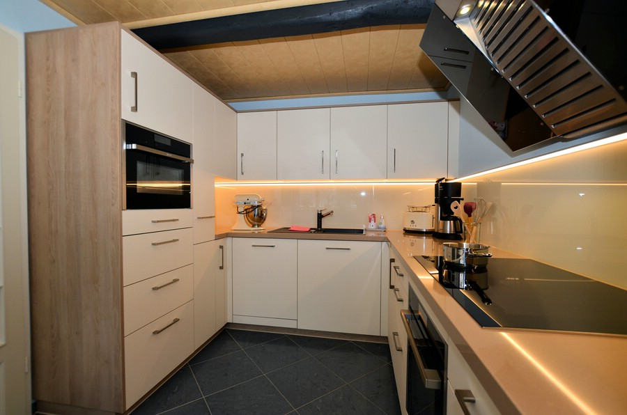 Küchen in U-Form